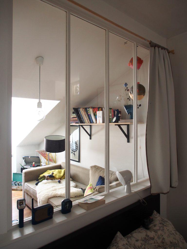 verri re pour s paration int rieure artisan menuisier bois en loire atlantique 44 terrasse. Black Bedroom Furniture Sets. Home Design Ideas