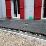 Remplacement de terrasse par 15n Menuiserie