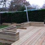 Terrasse et aménagements de jardin en bois