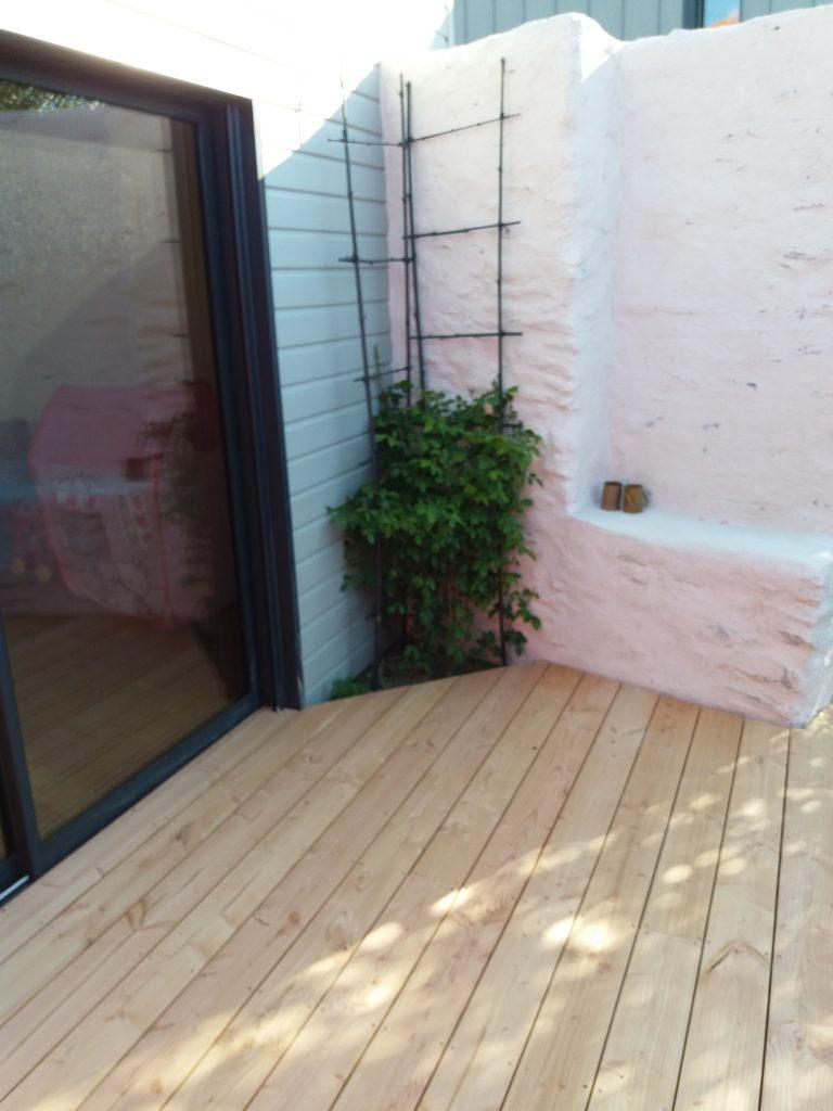 terrasse bois douglas fabulous terrasse bois douglas with terrasse bois douglas free lame de. Black Bedroom Furniture Sets. Home Design Ideas